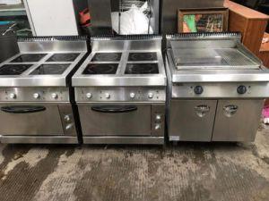 昆明厨房设备回收 二手不锈钢厨具回收 不锈钢操作台回收 冷库回收